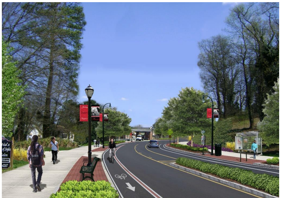 MLK Drive redesign concept