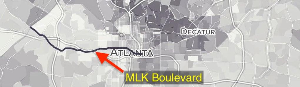 MLK Boulevard